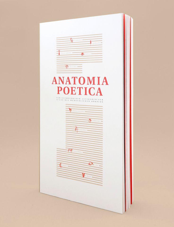 ANATOMIA POETICA – ein etymologisch-literarischer Atlas des menschlichen Körper / an etymological literary atlas of human bodyBachelor project at University of Applied Sciences Augsburg