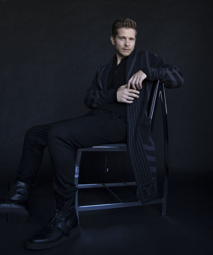 "Our latest Man of Style,"" Matt Czuchry, chats about fame, fortune and reprising his role of Logan Huntzberger in Netflix's upcoming Gilmore Girls reboot."
