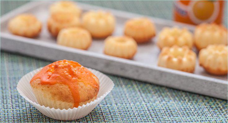 Fantakuchen Rezept für Muffins und Gugl