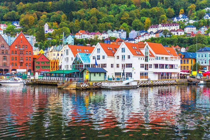 Bergen, Norvégia - PROAKTIVdirekt Életmód magazin és hírek - proaktivdirekt.com
