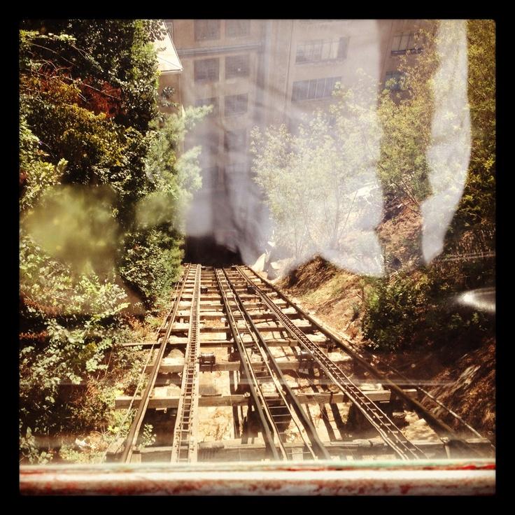 cuerdas de ascensor Valparaiso