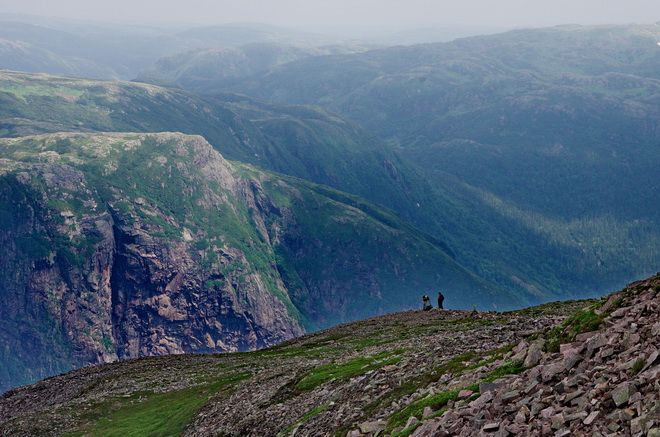 A Hike to the Summit of Gros Morne Mountain in Newfoundland - Hike, Bike, Travel