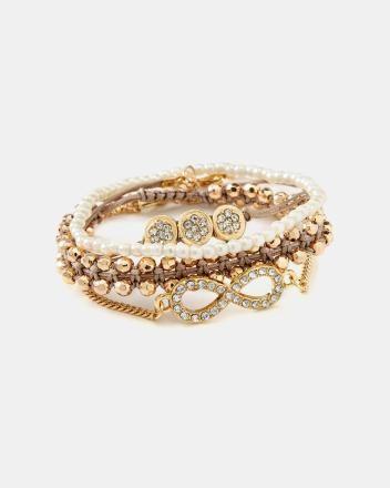 Friendship bracelet (set of 4)