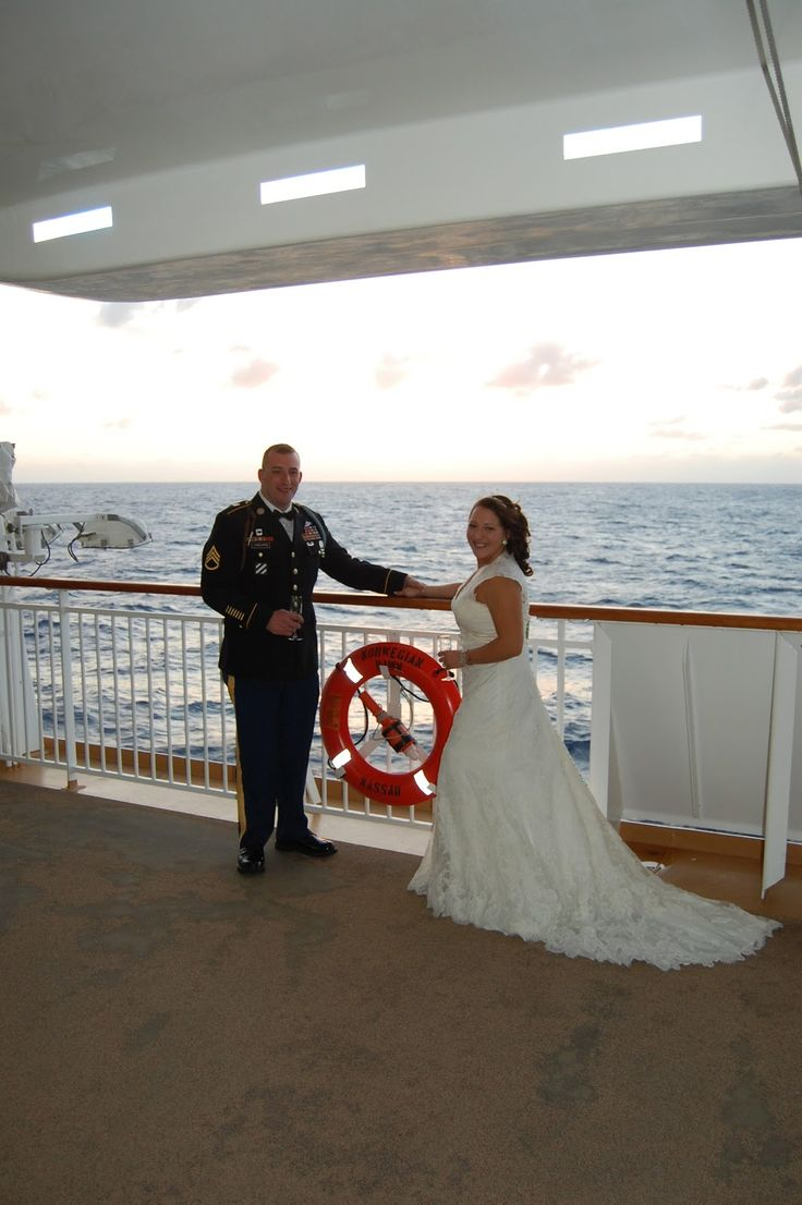 cruise wedding save the date announcement%0A Cruise ship wedding Norwegian Dawn        DestinationWeddings  honeymoon  wedfunapps com  WedFunApps