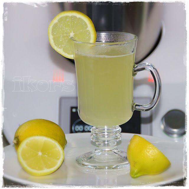 Kochen....meine Leidenschaft: Heiße Zitrone