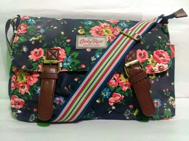 Flower casual bag