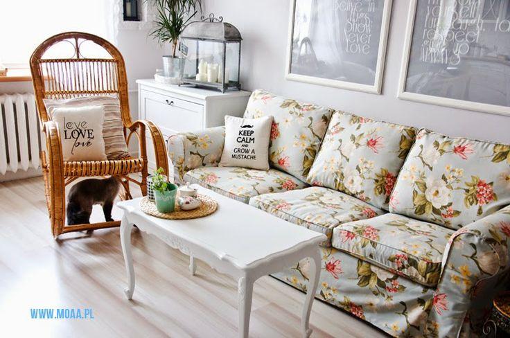 Poduszka ze 100% bawełny, piękny haft :)   www.mymiloo.pl