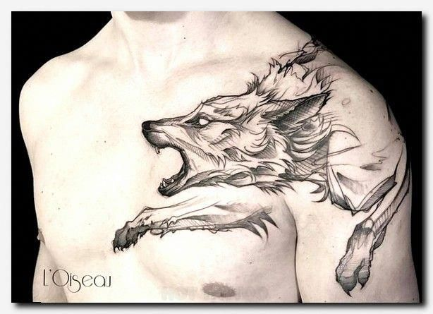 Wolftattoo Tattoo Mermaid On A Rock Tattoo Lace Butterfly Tattoo Polynesian Ta In 2020 Dog Tattoos Wolf Tattoo Meaning Wolf Tattoo
