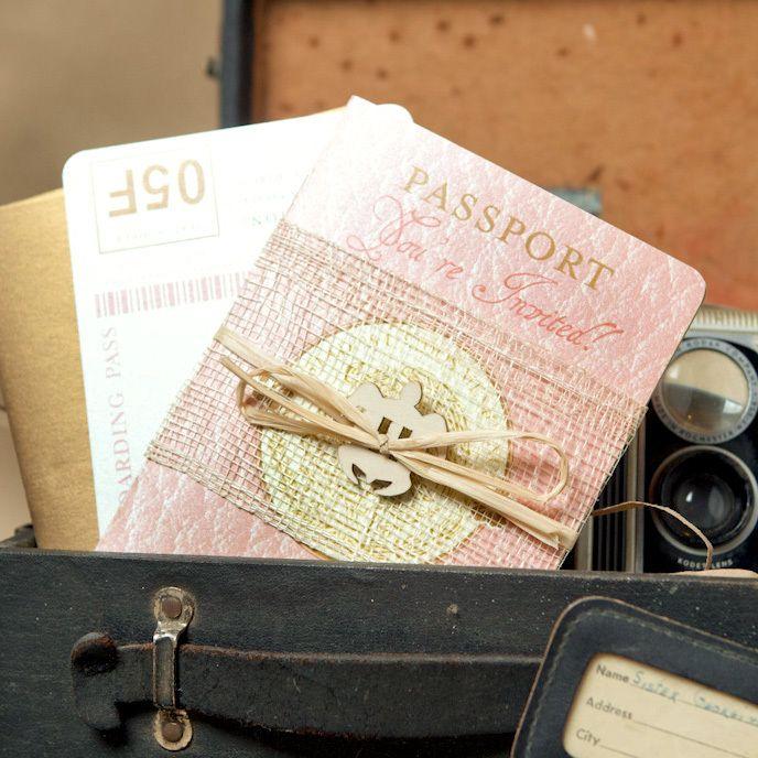 Sea Turtle Wedding Invitations: Best 25+ Passport Wedding Invitations Ideas On Pinterest