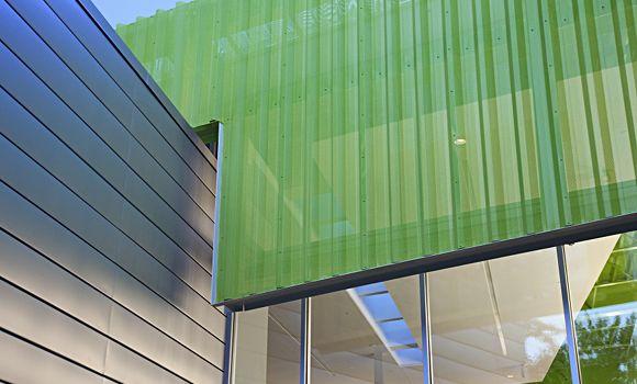 Morin metal panel mr 36 exterior enclosure pinterest - Interior exterior building supply ...
