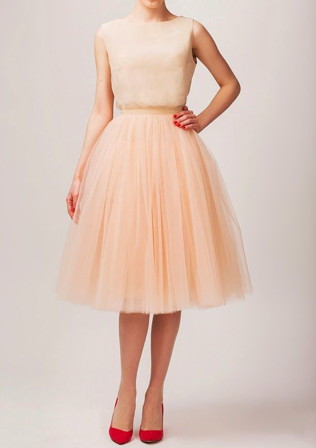 Trendy Wedding, blog idées et inspirations mariage ♥ French Wedding Blog: {la robe du jour} Tutu écru