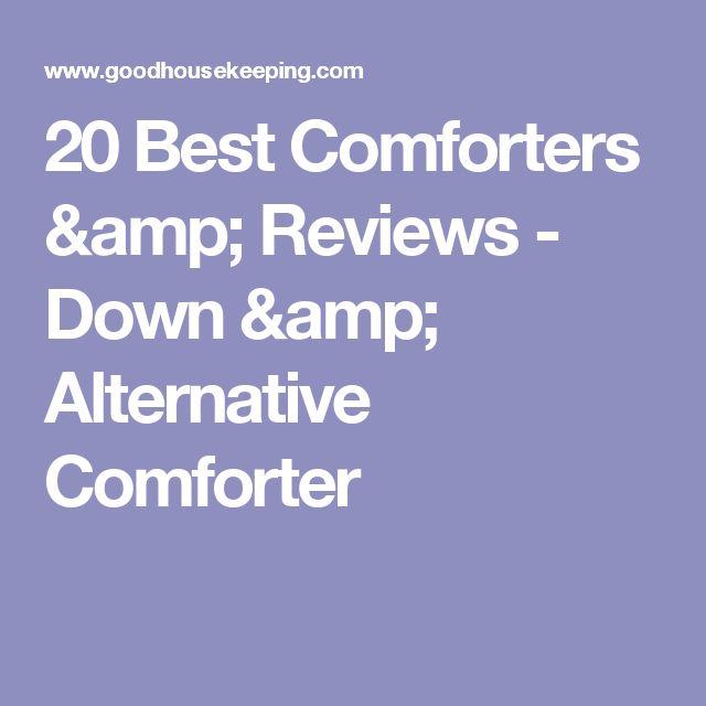 20 Best Comforters & Reviews - Down & Alternative Comforter