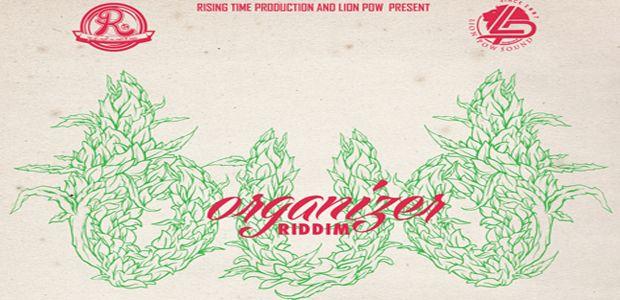 Esce 'BUD ORGANIZER RIDDIM' della Rising Time Production