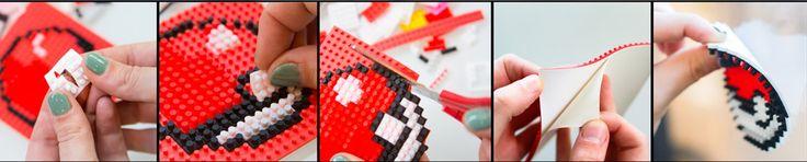 Create, Stick and Re-stick! STiKidotz Pixel Art Sticker Kickstarter Campaign Launching August 28!