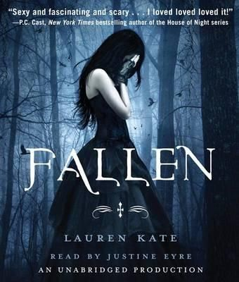 paranormal romance books online that i can read or download for free | Audio Book Romance on Buy Fallen Audio Book By Lauren Kate Cd Audio At ...
