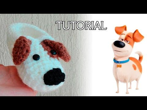 Tutorial #162: Zapatitos de Perrito a Ganchillo | CTejidas [Crochet y Dos Agujas]