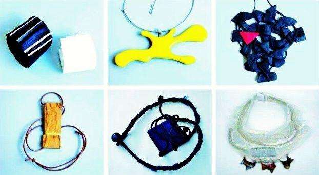 Arte da indossare _ gioielli d'artista: Elio Bianco, Pierpaolo Boccardi, Italo Chiodi, Carlo Previtali, Roberta Spreafico, Laura Volpi // contemporary art - jewels