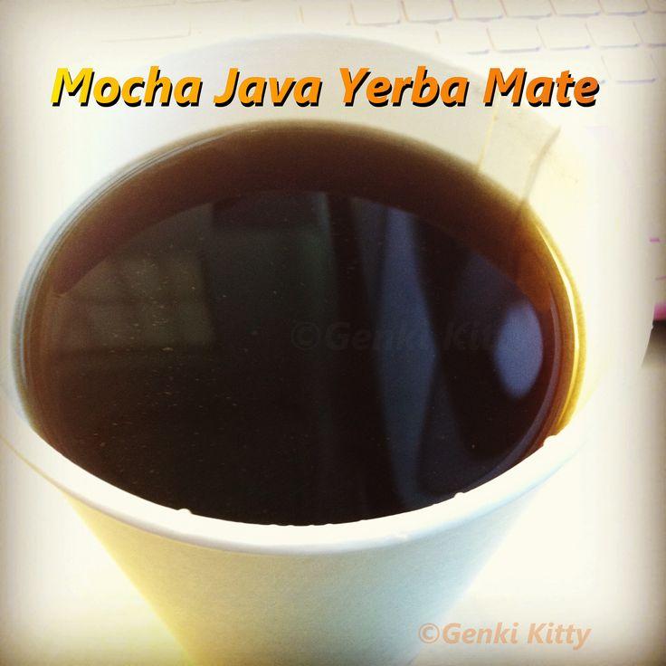 Mocha Java Yerba Mate from Chocolatea