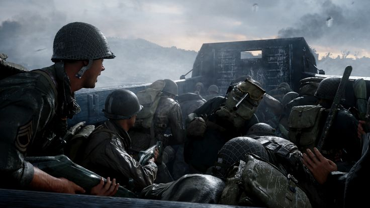 7 Explosive Scorestreaks Coming In Call of Duty: WW2's Multiplayer (Captured in 4K) From Carpet Bombs to Ball Turrets this year's Call of Duty multiplayer experience should be as explosive as ever. November 02 2017 at 09:00PM  https://www.youtube.com/user/ScottDogGaming