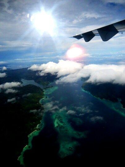 Above papua