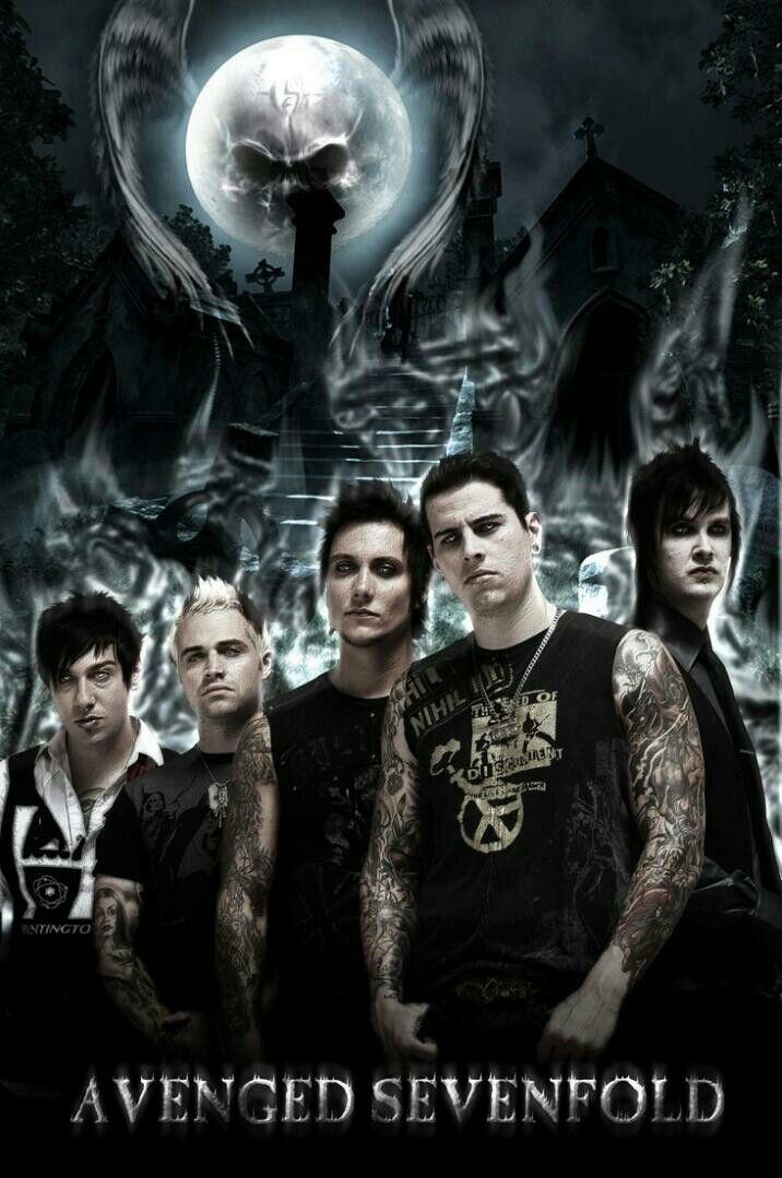 Shepherd Of Fire With Images Avenged Sevenfold Avenged