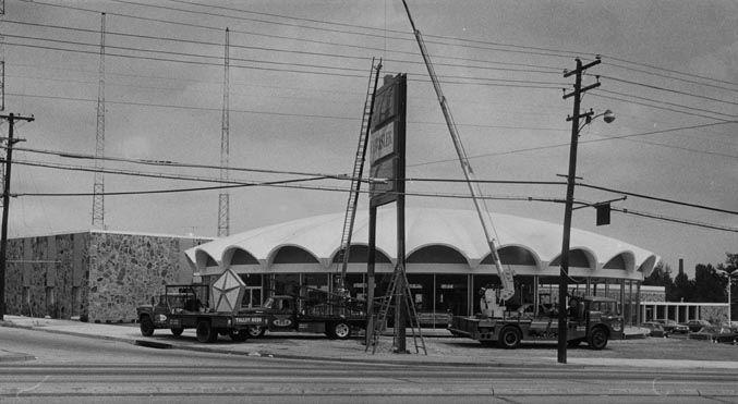 September 19, 1966 new headquarters of Lawrence Chrysler ...