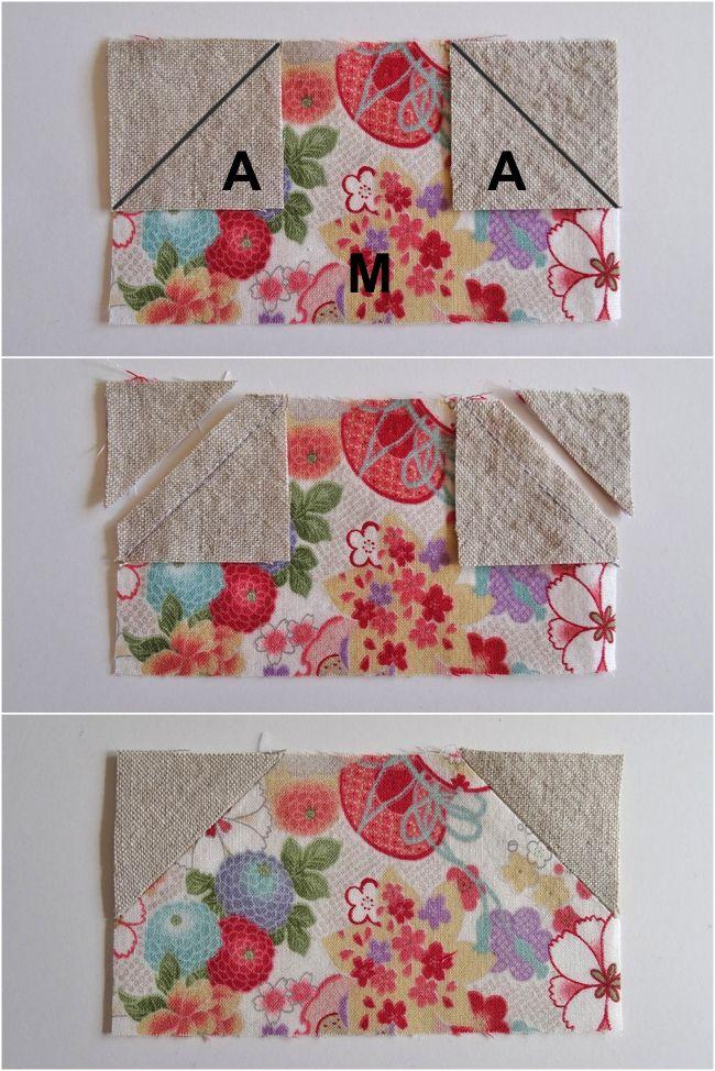 A Free Easter Bunny Quilt Block Tutorial Quilt Blocks