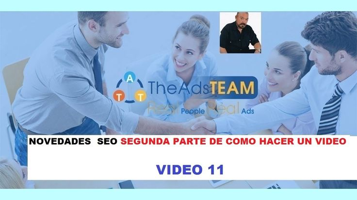 THEADSTEAM ESPAÑOL 11 NOVEDADES SEO CON JORGE IVAN FRANCO THEADSTEAM