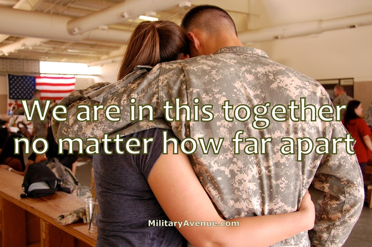 I find myself saying this to myself, remembering that my husband is also going through the separation from his family.