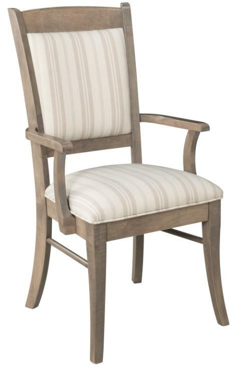 Keystone Collections Manchester Dining Room Chair  Shop our Entire Keystone Collection  This contemporary dining room chair is different than most yet also beautiful.