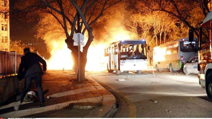 Terror in der Türkei | Kurden-Gruppe bekennt sich zu Ankara-Anschlag