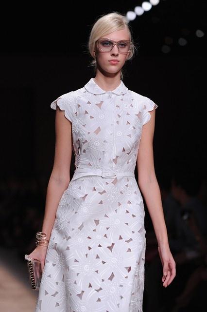 Paris Fashion Week: Valentino SS2013