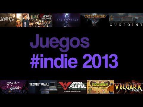 Charla sobre juegos indies