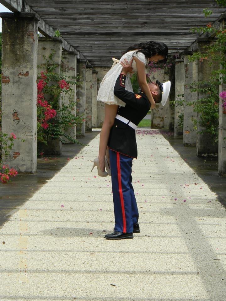 My Marine <3 My Husband