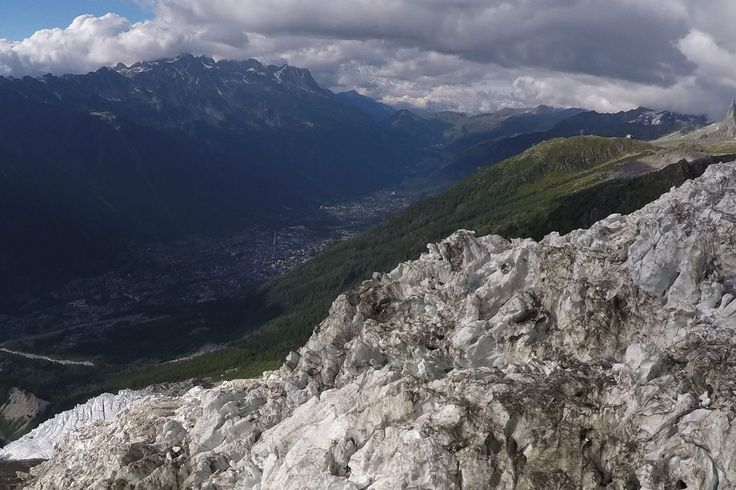 Watch: Would You Run on These Insane Trails in the French Alps?