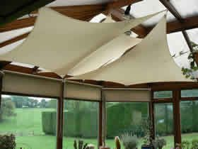 Conservatory Shading 70964-Down