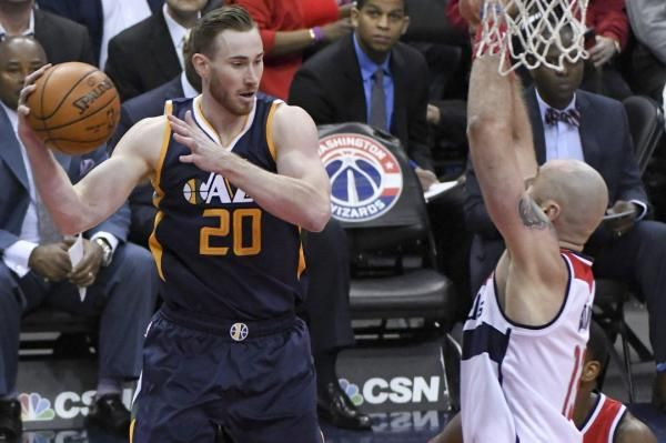 WASHINGTON -- Quin Snyder called Washington's John Wall and Bradley Beal the NBA's best backcourt before the Jazz faced the Wizards.
