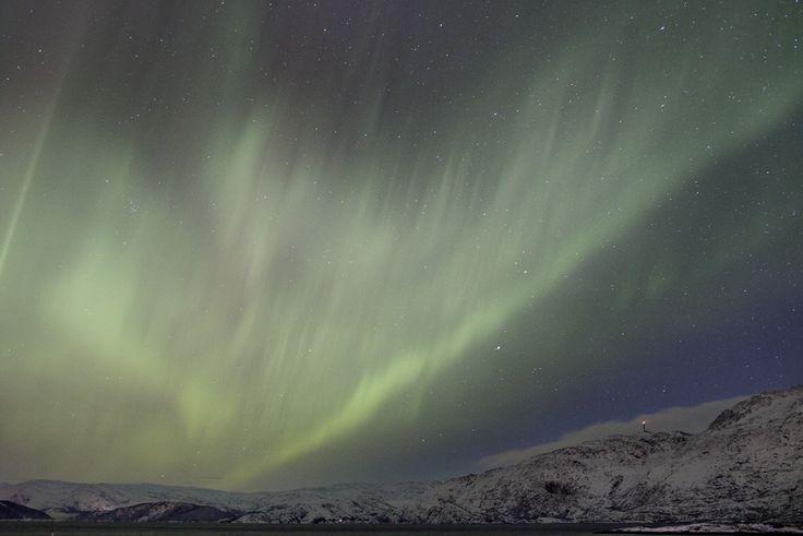 Aurora Polaris - Sandnessjøen, Norway