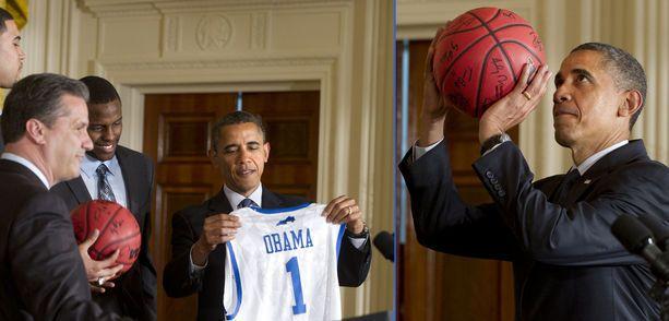 5/5/12: Big Baller - Obama Watch