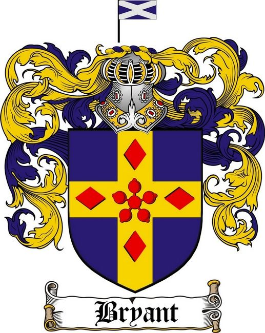 7 best bryant coat of arms bryant family crest images on pinterest bryant family crest bryant coat of arms gifts available at 4crests altavistaventures Gallery