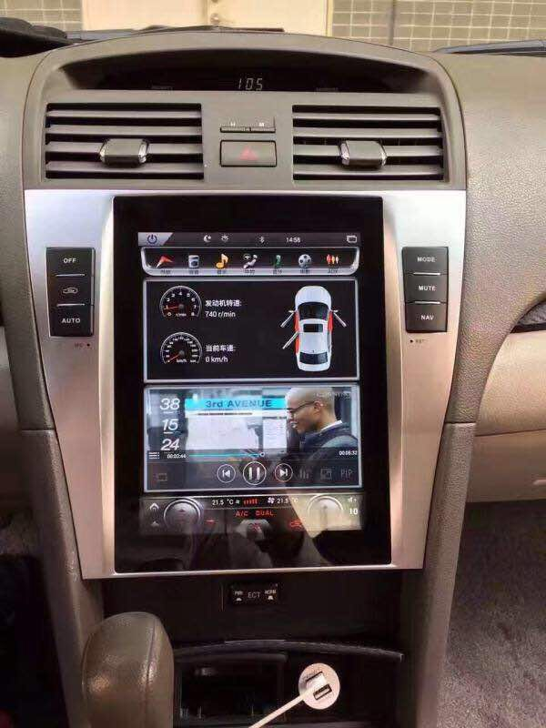 Pin By Cartouch On Car Navigation In 2020 Toyota Camry Camry Car Navigation