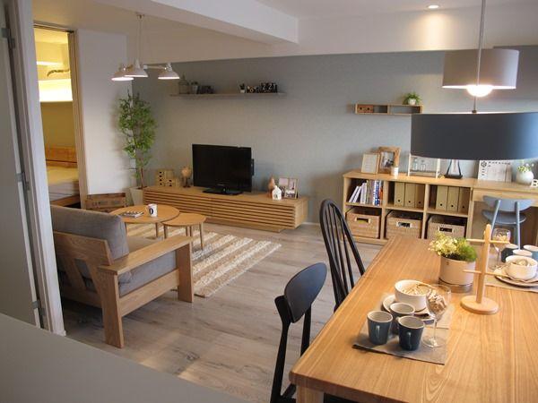 家具から始まる家づくり!家具屋が考える中古マンションリノベーション「Furnivation」のモデルルーム