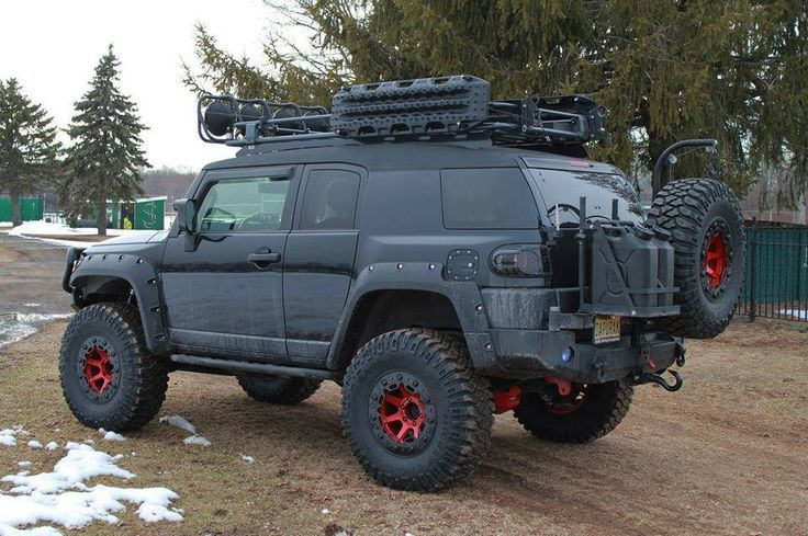 79 Best Images About Ultimate Fj On Pinterest Rims And