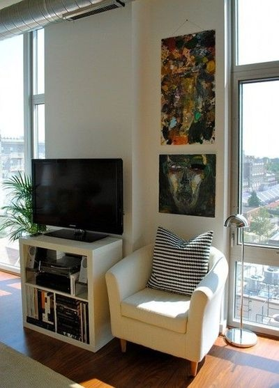 ... Ikea Tv Stand op Pinterest - Appartement slaapkamer decor en Tv decor