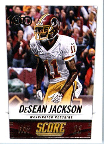 2014 Score Football Card 282 DeSean Jackson Washington Redskins *** You can get more details by clicking on the image.