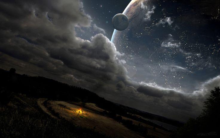 Multiple moons