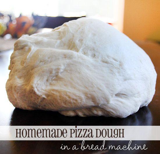 dough setting on bread machine