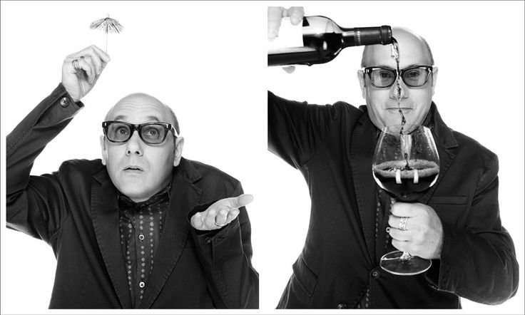 Willie Garson, White Collar Season 4 Promo by Nigel Parry
