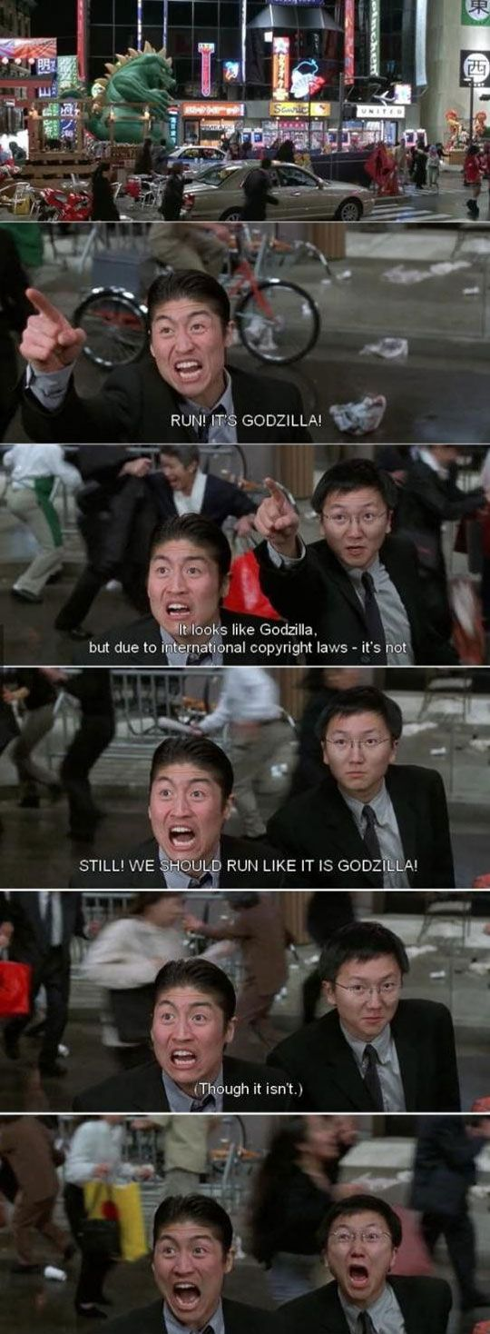 A Great Moment In The Austin Powers Movie