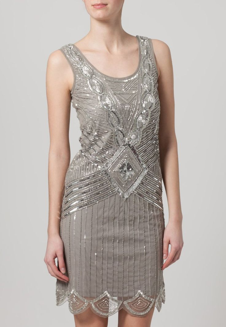 Frock and Frill - ATHENA - Cocktail dress / Party dress - grey